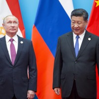 Russian media slam China's Belt and Road Initiative
