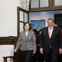 St. Vincent reaffirms formal diplomatic ties to Taiwan