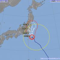 颱風珊珊直撲東京 最新交通狀況看這裡