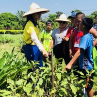 Chiayi holds environmental activities for new immigrants in Taiwan