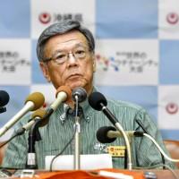 沖繩知事過世享壽67歲 縣内政壇恐出現巨大變動