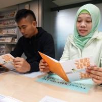 助移工適應在台生活 桃市勞動局開語言金融教育班