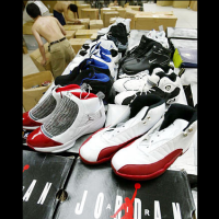 5 busted in Chinese counterfeit Nike Air Jordan sneaker ring