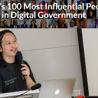 Taiwan Minister one of World's Most Influential People in Digital Govt.