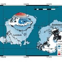 強震改變地貌 印尼龍目島上升25公分!