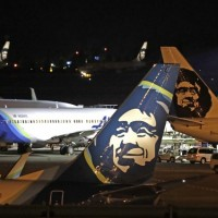 'Suicidal' mechanic steals plane from Seattle airport