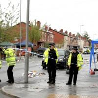 英國曼徹斯特發生槍擊事件 10人送醫