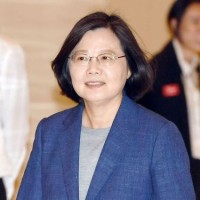 Taiwan President Tsai leaves on trip to Paraguay, Belize