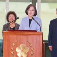 No one can obliterate the existence of Taiwan: Tsai