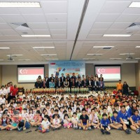 新加坡珠心算數學競賽 台選手8金9銀表現亮眼