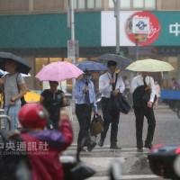 颱風貝碧佳形成 全台降雨將濕漉漉一週