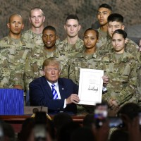 Trump signs Pro-Taiwan 2019 NDAA defense bill