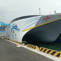Cross-strait tourism aboard passenger ferryfrom Taipei to Fujian up 18%