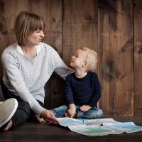 研究:孩子的語言能力 與父母陪伴息息相關