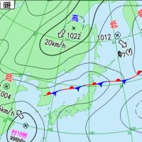 鋒面今晚將籠罩東京附近 帶來超級豪大雷雨