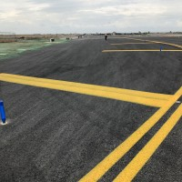 Taiwan Taoyuan International Airport's new taxiway officially opens