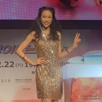 Hong Kong singer-actress Karen Mok to hold Taiwan concert in December