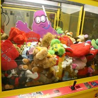 Taiwan counts almost as many claw machine arcades as convenience stores