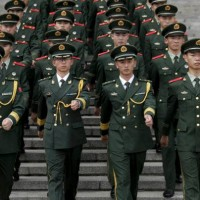File Photo: PLA Military Police