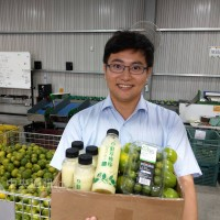 Taiwan certified lemons gain popularity at local and international markets