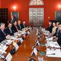 守護自由貿易體系!日本邀哥倫比亞加入TPP
