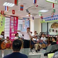 樂音傳千里 移民署與印尼移工歡度國慶