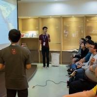 創業藍圖第一步 新南向青年來台共組跨國團隊