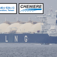 Taiwan's CPC Corp. signs US$25 billion LNG deal with US firm Cheniere Energy