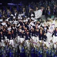 《亞運》2018亞運開幕典禮 舉重好手郭婞淳掌旗
