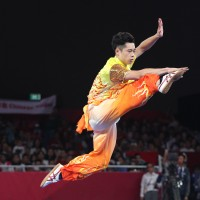 Asian Games: Wushu athlete Tsai Tse-min bags first medal for Taiwan