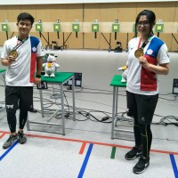 Asian Games: 10m Air Rifle Mixed Team bag Taiwan's first gold medal