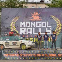 Taiwan trio undertake 40 day adventure from Prague to Ulan Ude for charity