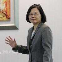 蔡總統日文發文表示準備好救災 日本上萬網友湧進按讚感謝