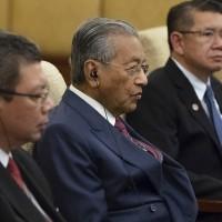 馬來西亞警告一帶一路陰謀 馬哈迪:拒絕新殖民主義