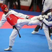 Taiwan Taekwondo woman kicks her way to gold upset