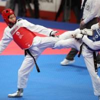 Taiwan Taekwondo woman kicks her way to gold upset