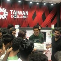 貿協搶攻印度年輕市場 5萬學生體驗台灣電競產品
