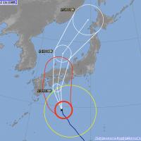 西馬隆颱風今晚登陸西日本 累積雨量將破1000毫米