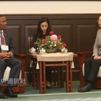 中國最後一塊非洲拼圖 史瓦帝尼:不會背棄台灣