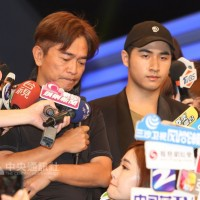 Taiwan TV celeb's son slapped with fine and suspended charges for bomb threat