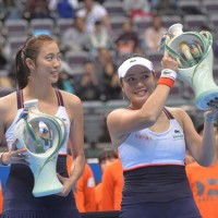 Asian Games: Taiwan's Chan sisters grab silver in tennis
