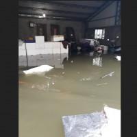 水患災區民眾辛苦了! 清理家園時請做好防護、預防傳染病