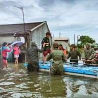 Taiwan's Central Emergency Operation Center upgrades disaster level after flooding in Southern Taiwan