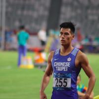 《亞運》台灣最速男楊俊瀚拿下男子100公尺第五名