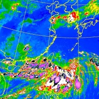 Work and class cancellations announced in southern Taiwan due to heavy rains