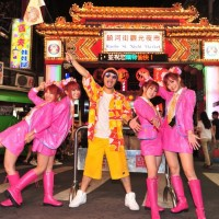 Malaysian artist Namewee releases promo video for Taipei tourism