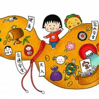 【快訊】日本人氣漫畫「櫻桃小丸子」作者癌逝 官網感謝讀者溫馨支持