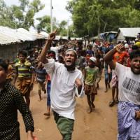 聯合國:緬甸軍隊高官涉嫌虐殺羅興亞人