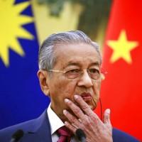 馬哈迪:請菲律賓小心中國債務陷阱