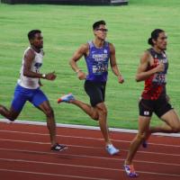 《亞運》台灣雙俠表現失常跨欄一哥陳傑直線被超越無緣獎牌